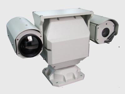 双波段远距离热成像摄像机VT-VC451